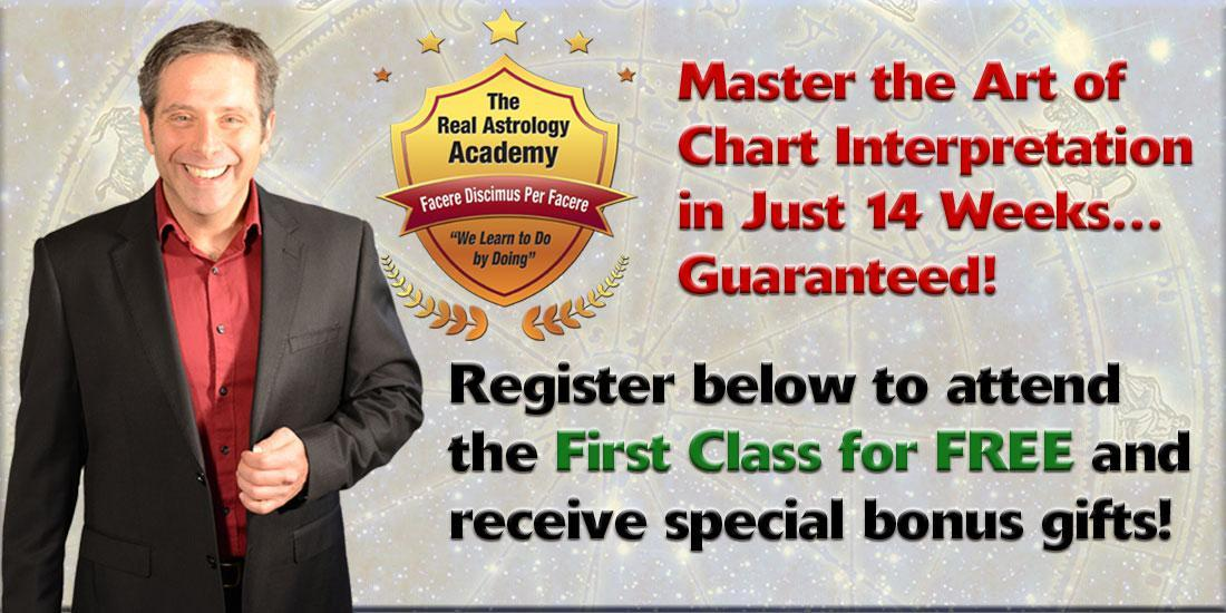 FREE Class on Natal Chart Interpretation