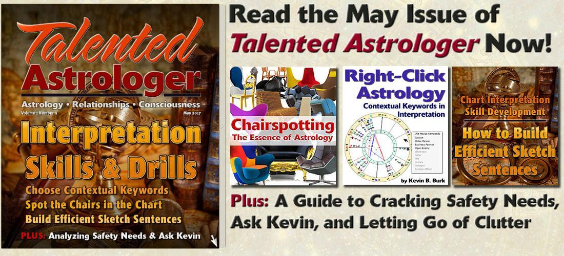 Read the Current Issue of Talented Astrologer Now!