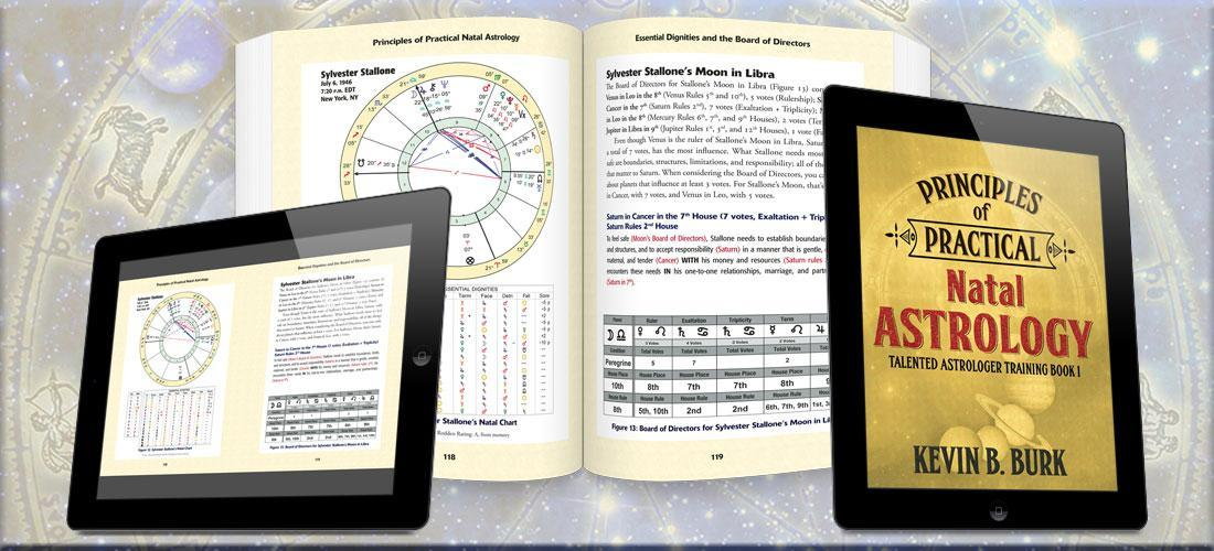 Principles of Practical Natal Astrology: Print and Digital Editions