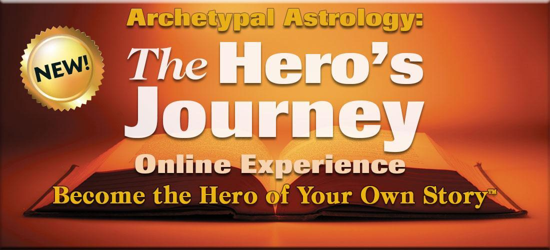 NEW! The Hero's Journey Online Experience — Click for Details